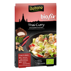 Beltane - biofix Thai Curry - 20,95 g