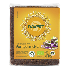 Davert - Pumpernickel - 250 g