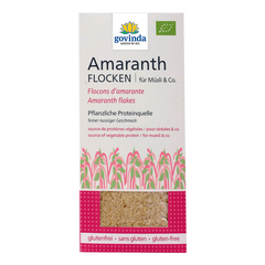 Govinda - Amaranth-Flocken - 350 g