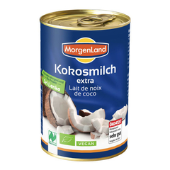 MorgenLand - Kokosmilch extra - 0,4 l