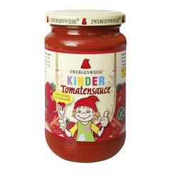 Zwergenwiese - Kinder Tomatensauce - 340 ml