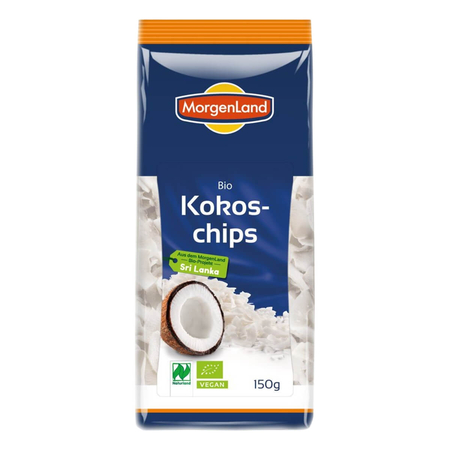 MorgenLand - Kokoschips - 150 g