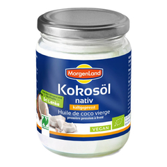 MorgenLand - Kokosöl nativ - 450 ml