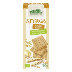Allos - Butterkeks - 150 g