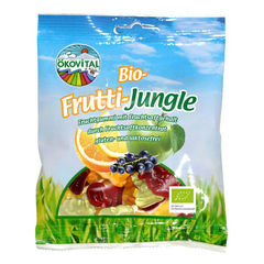 Ökovital - Bio Frutti Jungle - 100 g