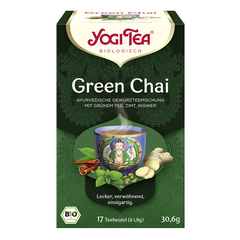 Yogi Tea - Green Chai Bio - 17x1,8 g