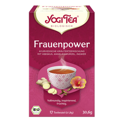 Yogi Tea - Frauen Power Bio - 17x1,8 g