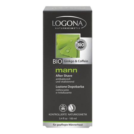 Logona - mann After Shave - 100 ml