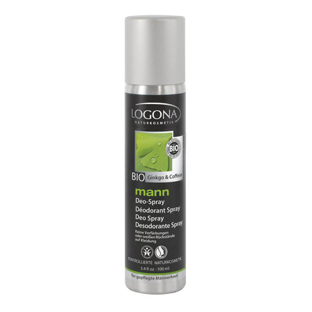 Logona - mann Deo Spray - 100 ml
