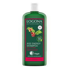 Logona - Age Energy Shampoo Bio-Coffein - 250 ml