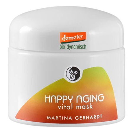 Martina Gebhardt - Happy Aging Vital Mask - 50 ml