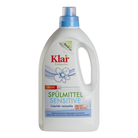 Klar - Spülmittel Sensitive - 1,5 l