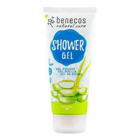 benecos - Natural Shower Gel Aloe Vera - 200 ml