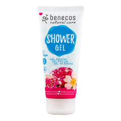 benecos - Natural Shower Gel Granatapfel und Rose - 200 ml