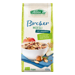 Allos - Bircher Müsli - 650 g