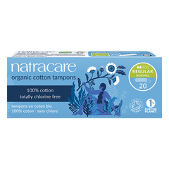 Natracare - Tampons Normal - 20 Stück