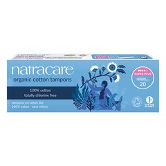 Natracare - Tampons Super Plus - 20St