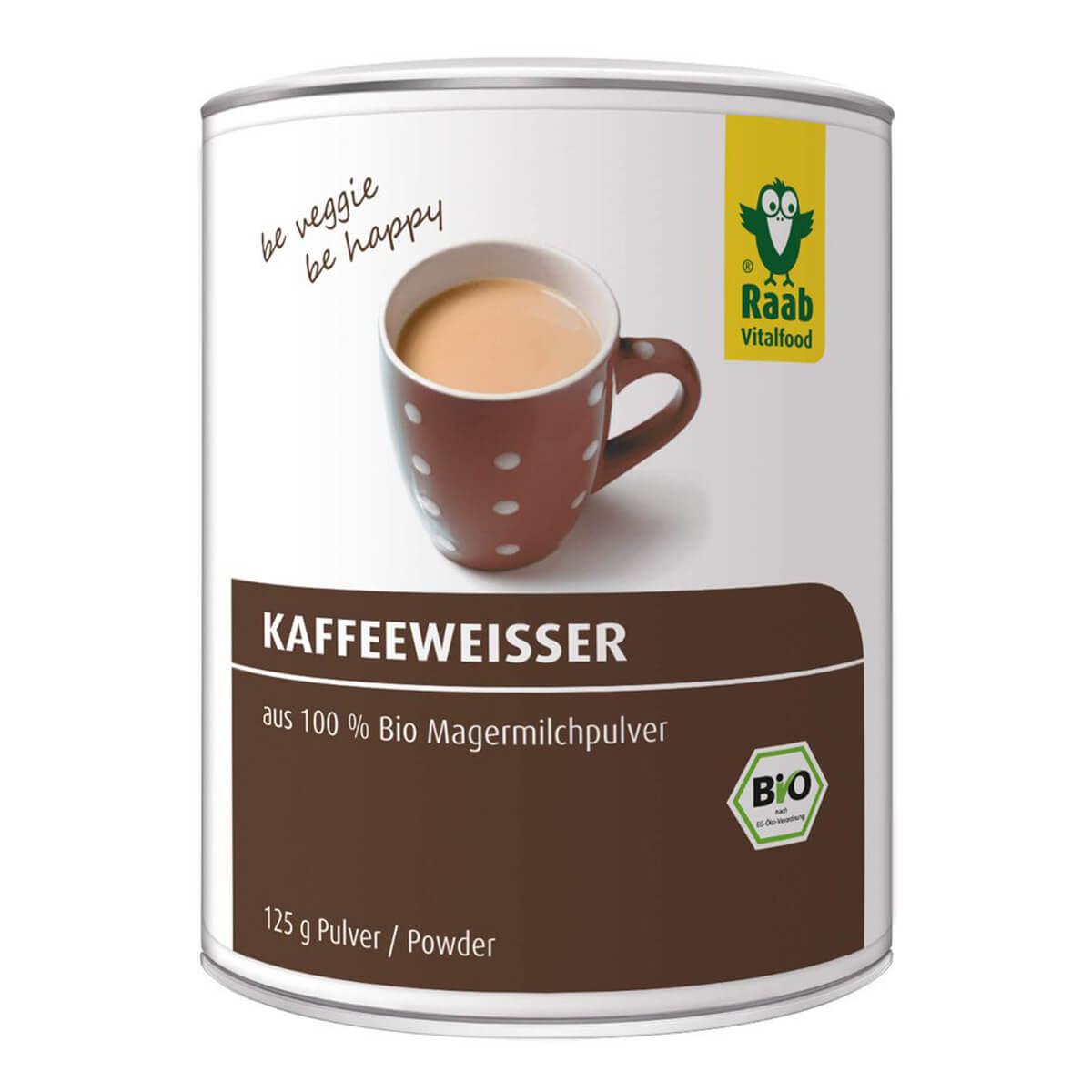 Kaffeeweißer Inhaltsstoffe