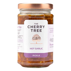 The Cherry Tree - Hot Garlic Pickle Chutney - 320 g