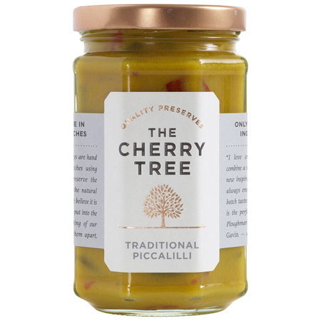 The Cherry Tree - Traditional Picalilli - 290 g