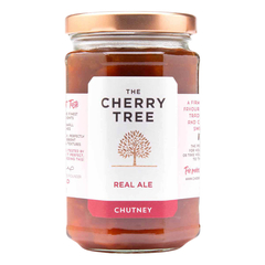 The Cherry Tree - Real Ale Chutney - 320 g