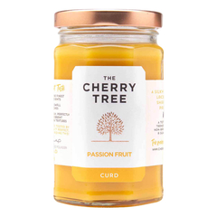 The Cherry Tree - Passion Fruit Curd - 240 g