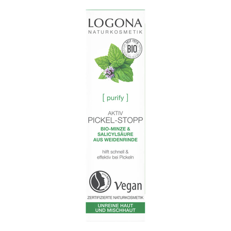 Logona - Aktiv Pickel-Stopp - 6 ml