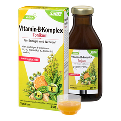 Salus - Vitamin-B-Komplex Tonikum - 250 ml