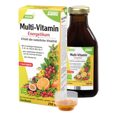 Salus - Multi-Vitamin-Energetikum bio - 250 ml