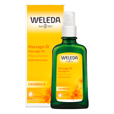Weleda - Calendula Massage-Öl - 100 ml