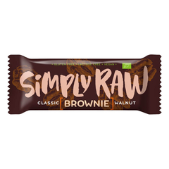 Simply Raw - BRAWNIE Classic Walnut - 45 g
