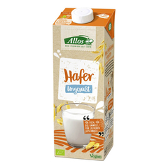 Allos - Hafer Drink ungesüßt - 1 l