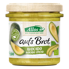 Allos - aufs Brot Avocado - 140 g
