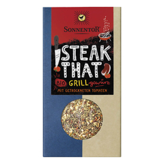 Sonnentor - Steak That Grillgewürz bio Packung - 50 g