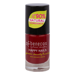 benecos - Nail Polish cherry red - 5 ml
