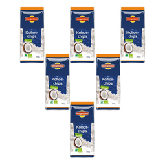 MorgenLand - Kokoschips - 150 g - 6er Pack
