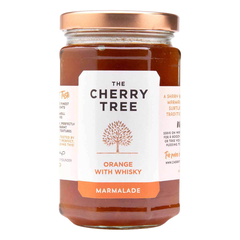 The Cherry Tree - Orange with Whisky Marmalade - 340 g