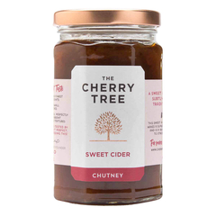 The Cherry Tree - Sweet Cider Chutney - 330 g