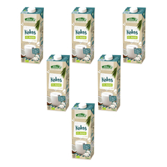 Allos - Kokos Drink - 1 l - 6er Pack