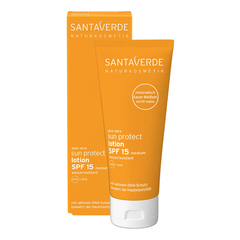 Santaverde - sun protect lotion SPF 15 - 100 ml