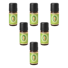 Primavera - Pfefferminze bio - 10 ml - 6er Pack