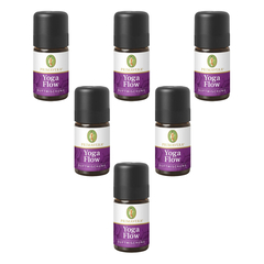 Primavera - Yoga Flow Duftmischung - 5 ml - 6er Pack