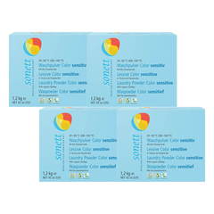 Sonett - Waschpulver Color sensitiv 20–60 °C - 1,2...