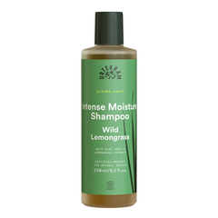Urtekram - Wild Lemongrass Shampoo 250 ml | Intense...