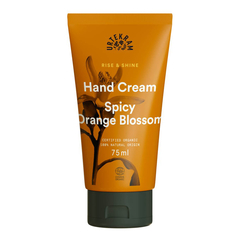 Urtekram - Spicy Orange Blossom Hand Cream - 75 ml