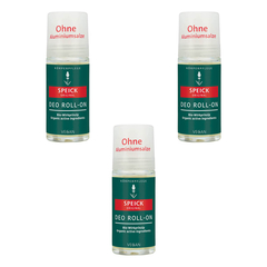 Speick - Natural Deo Roll-on - 50 ml - 3er Pack