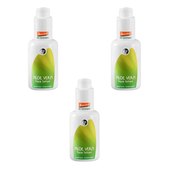 Martina Gebhardt - Aloe Vera Face Lotion - 30 ml - 3er Pack