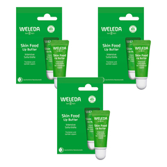 Weleda - Skin Food Lip Butter - 8 ml - 3er Pack